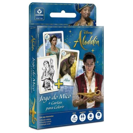 Cards Aladdin