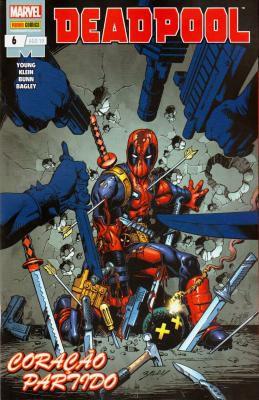 Deadpool: Coração Partido - Edição 6