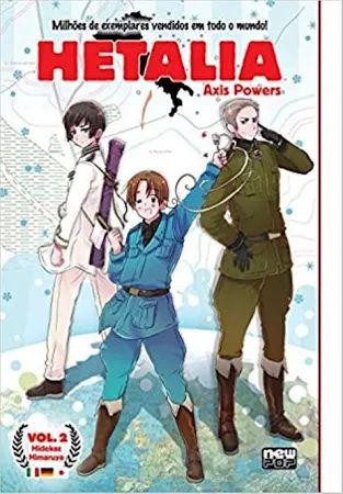 Hetalia Axis Powers - Volume 2