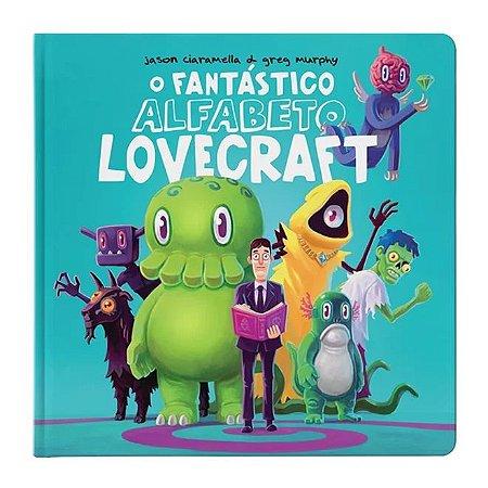 O Fantástico Alfabeto Lovecraft