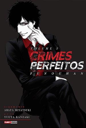Crimes Perfeitos: Funouhan - Volume 3