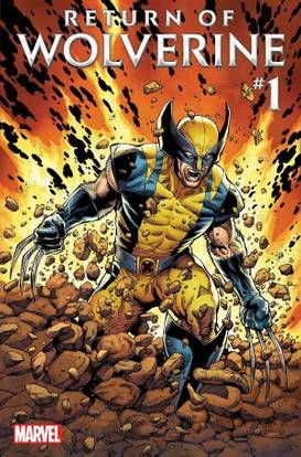 O Retorno de Wolverine - Volume  5