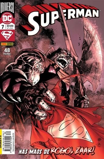 Superman: Nas Mãos de Rogol Zaar - volume 7