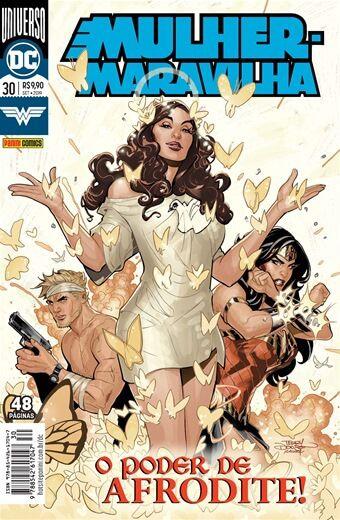 Mulher Maravilha: O Poder de Afrodite DC 30