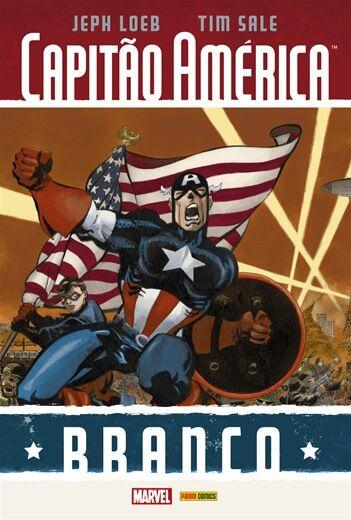 Capitão América: Branco