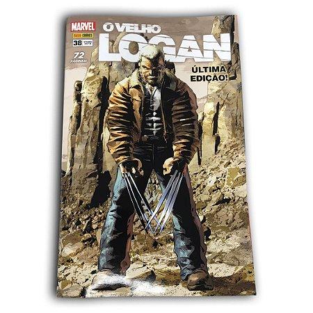 O Velho Logan: Ùltima Edição - Edição 38