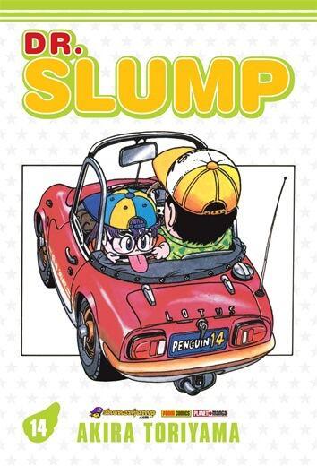 Dr. Slump - Edição 14