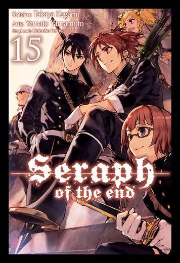 Seraph Of The End - Edição 15