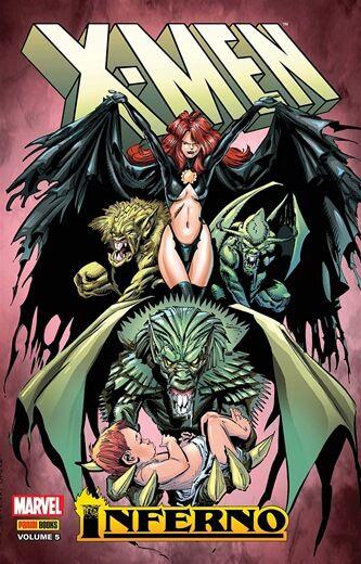 X-Men: Inferno - Volume 5