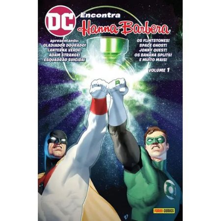 DC Encontra Hanna-Barbera - Volume 1