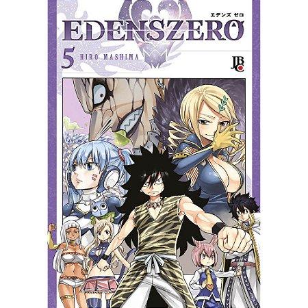 Edens Zero - Edição 05