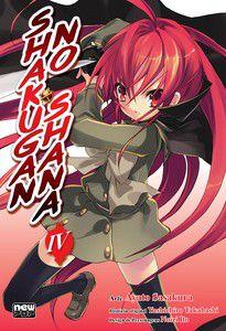 Shakugan no Shana - Volume  04