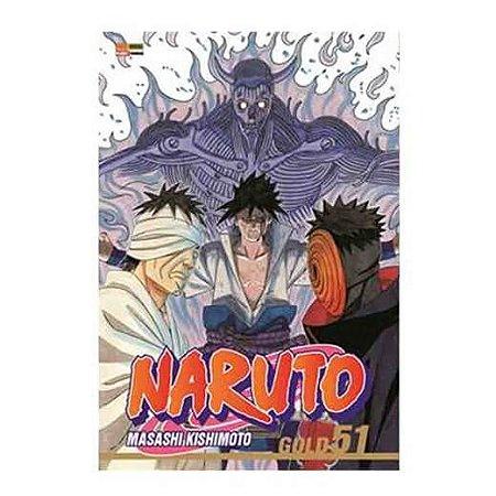 Naruto Gold - Edição 51