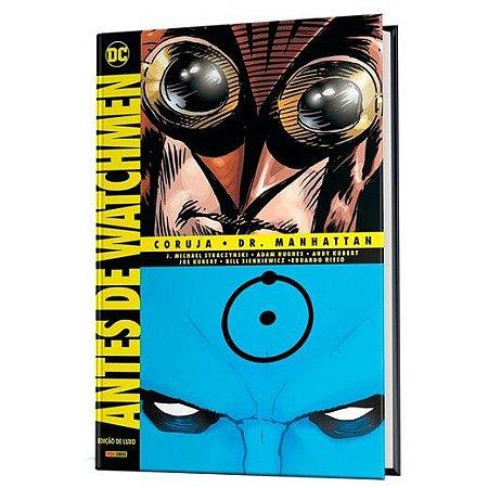 Antes de Watchmen: Coruja - Dr. Manhattan