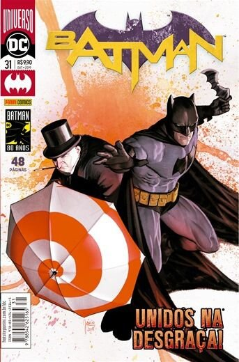 Batman : Unidos na Desgraça - volume 31