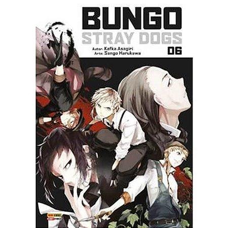 Bungo Stray Dogs - Edição 6