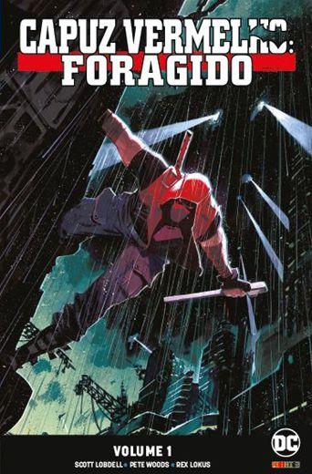 Capuz Vermelho: Foragido - Volume 01