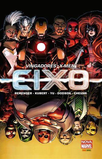 Vingadores & X-men: Eixo