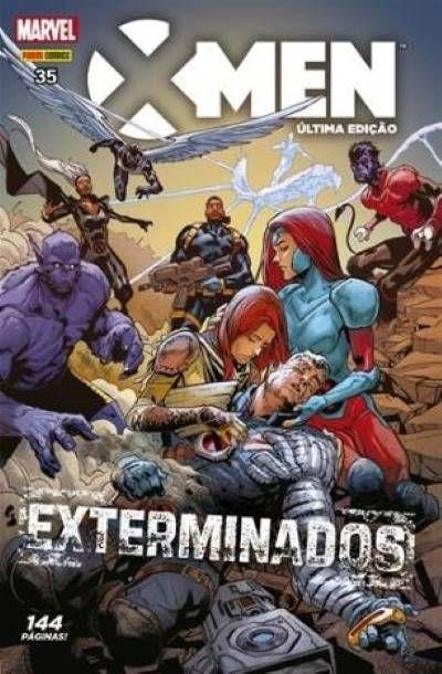 X-men: Exterminados - volume 35