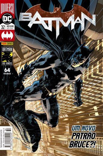 Batman: Um novo Patrão Bruce?!