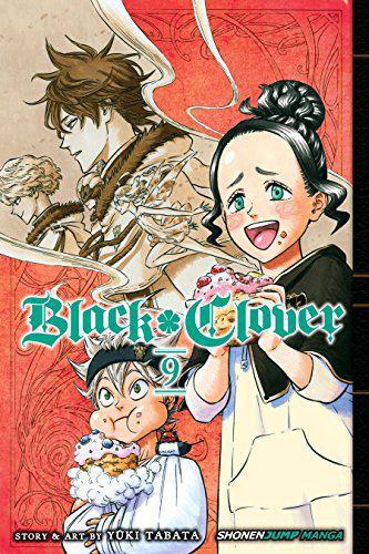 Black Clover - Edição 9