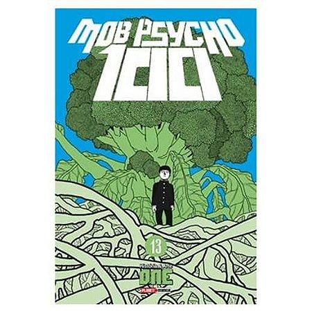 Mob Psycho 100 - Edição 13