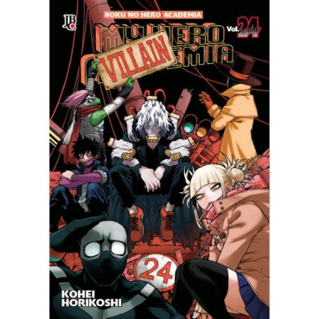 My Hero Academia - Volume 24