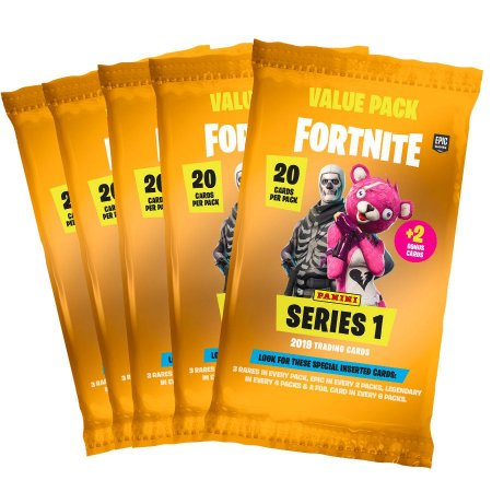 Envelope Fortnite: série 1 -  20 cards