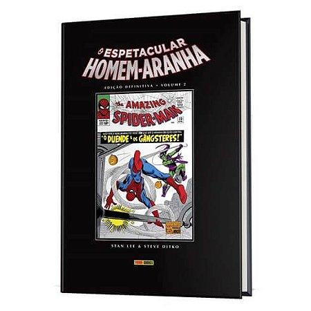 O Espetacular Homem-Aranha: Edição Definitiva - Volume 2