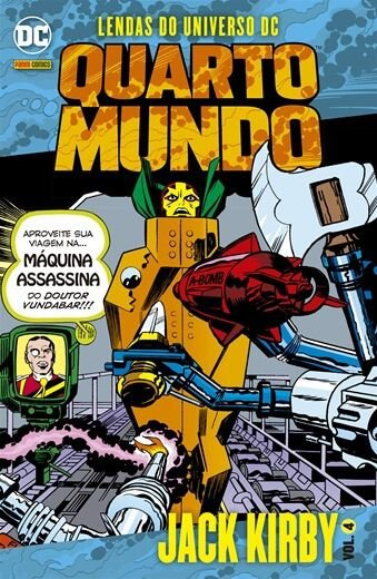 Lendas do Universo DC: Quarto Mundo - Volume 4
