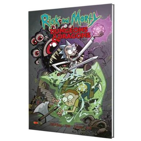 Rick and Morty: Dungeons & Dragons