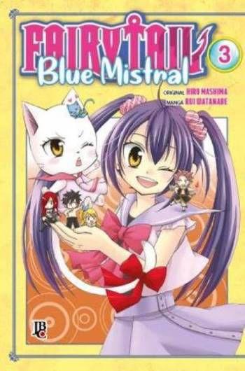 Fairy Tail : Blue Mistral -  volume 3