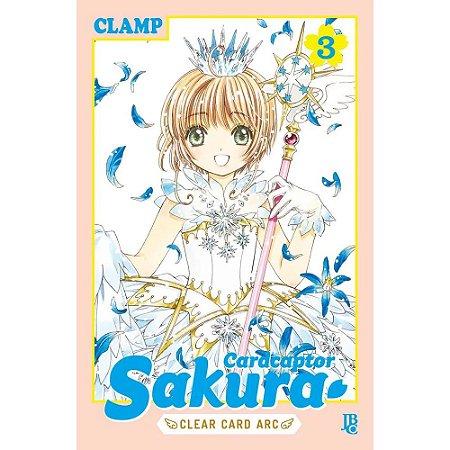 Cardcaptor Sakura Clear Card Arc - Volume 3