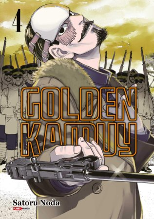 Golden  Kamuy - Volume 4