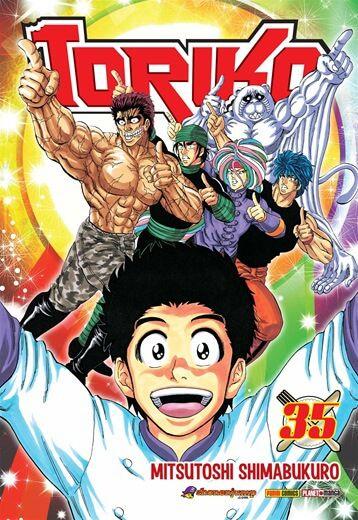 Toriko - edição 35