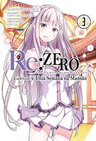 Re: Zero: Uma Semana na Mansão - Edição 3 - Capítulo 3