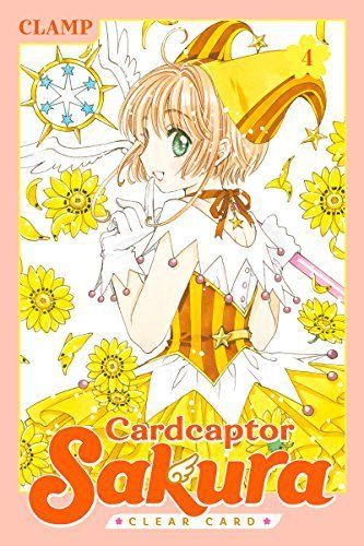 Cardcaptor Sakura :Clear Card Arc - Volume 4