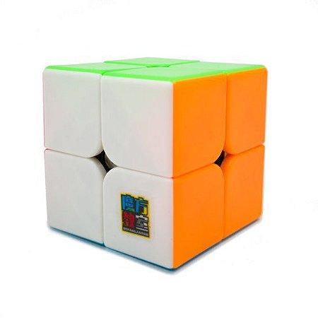 Cubo Mágico 2x2  Stickerless