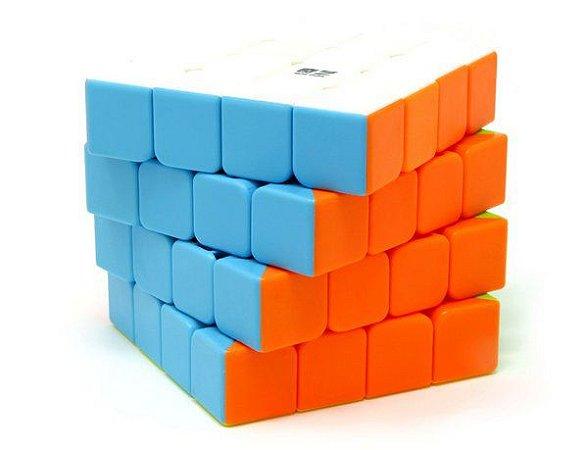 Cubo Mágico 4x4  Stickerless