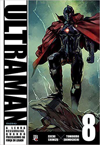 Ultraman - Edição 8
