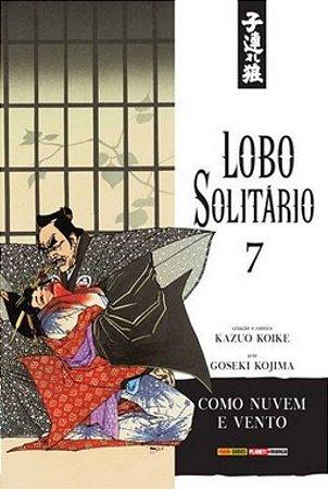 Lobo Solitário - Edição 7