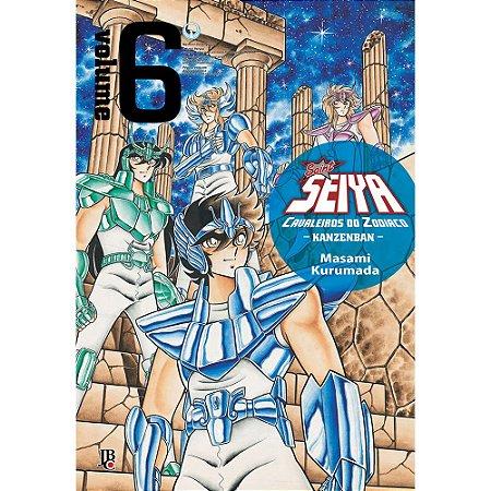 Cavaleiros do Zodíaco: Kazenban - Edição 06