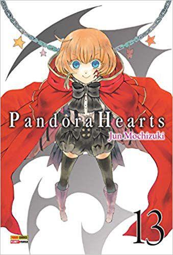 Pandora Hearts - Edição 13