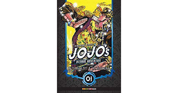 Jojo's Bizarre Adventure - Parte 3 - Edição 1