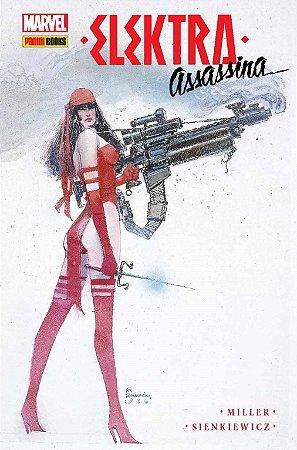 Elektra: Assassina