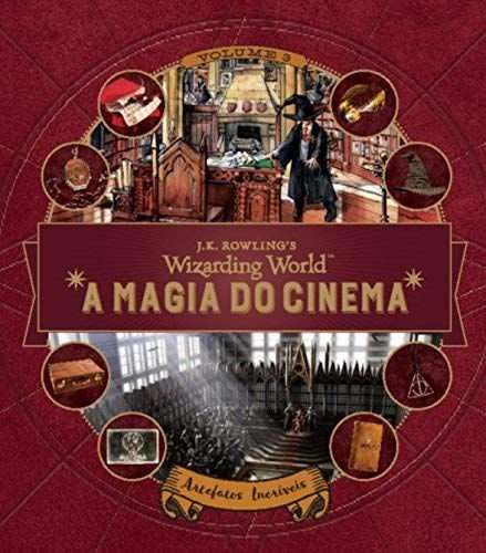 A Magia do Cinema: Artefatos Incríveis