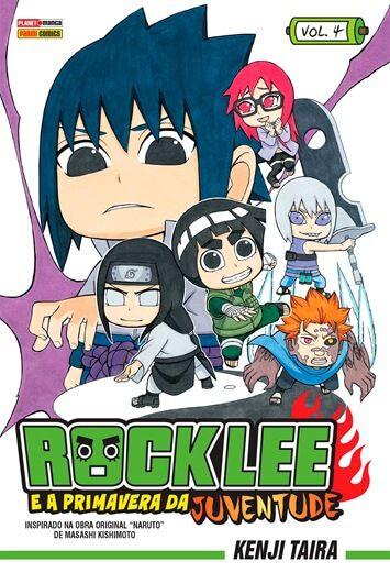 Rock Lee - Volume 4