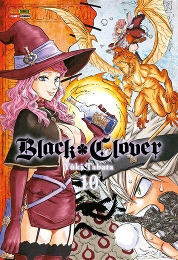 Black Clover - Edição 10