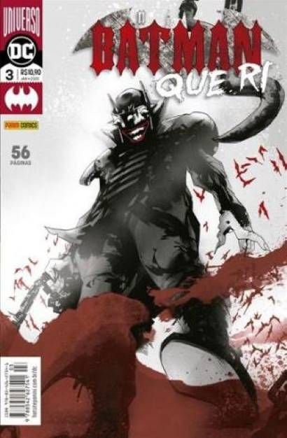 Batman Que Ri: Volume 3