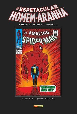 O Espetacular Homem-Aranha: Edição definitiva - Volume 3